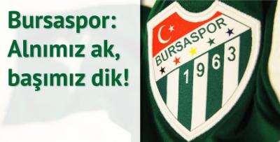 Aziz Yıldırım'a bir cevap da Bursaspor'dan!