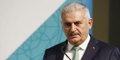 Binali Yıldırım Trabzon'da vaatleri tekrarladı