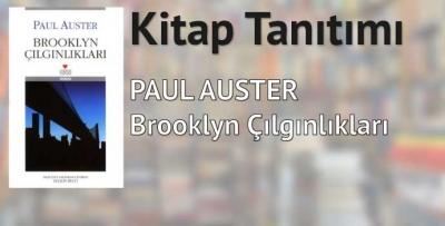 Brooklyn Çılgınlıkları-Paul Auster