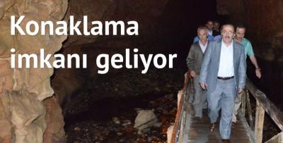 Büyükşehir'den yeni tesis yatırımı