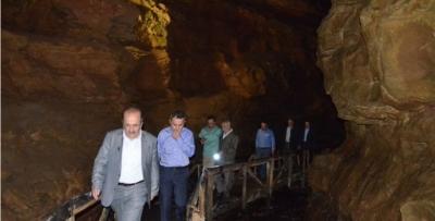 Çal Mağarası artık Büyükşehir'in