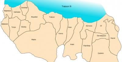 Dar bölge olursa Trabzon ikiye bölünecek