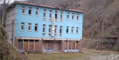 Dernekpazarı Süt Fabrikası yeniden açılıyor