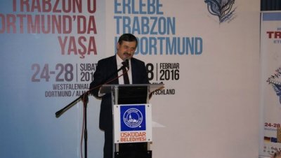 Diyarbakır'dan Trabzon'a anlamlı teşekkür