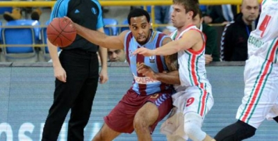 Grissin Bon: 89-Trabzonspor Medical Park: 76
