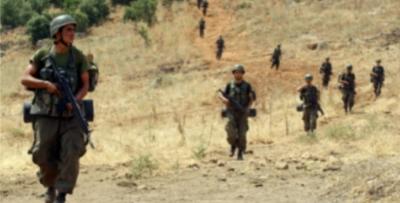 Gümüşhane'de PKK'nın sığınağı bulundu