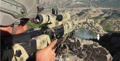 Gümüşhane'de PKK'ya ait depo ve sığınak bulundu