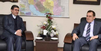 İran Başkonsolosu yatırıma çağırdı