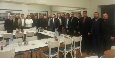 İstanbul'daki Trabzonspor'da birlik arayışları