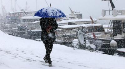 Kar Kapıkule'den giriş yaptı