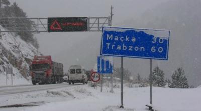 Karadeniz Kara Teslim