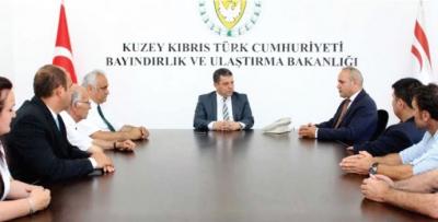 Kıbrıs Trabzon'a uçuş istiyor