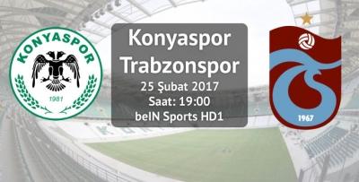 Konyaspor - Trabzonspor / Muhtemel 11'ler