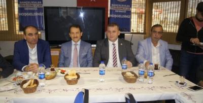 Mehmet Atalay'dan adaylık sinyalleri