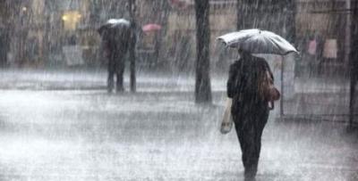 Meteoroloji'den yağışlı hava uyarısı