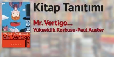 Mr. Vertigo... Yükseklik Korkusu