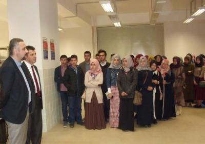 Of Anadolu İmam Hatip'ten KTÜ Gezisi