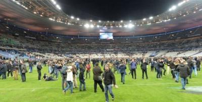 Paris'te Terör Gecesi
