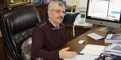Prof. Dr. Cevdet Erdöl: Bedenimiz uzakta olsa da kalbimiz hep Trabzon'da