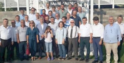 Hasan Karal RİDEF'i ziyaret etti