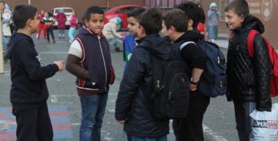 Rize'de Suriyeli çocuk olmak…