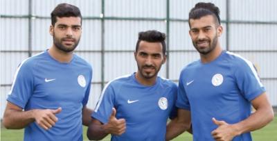 Rizespor'da İranlı ve Iraklı futbolculardan mesaj var