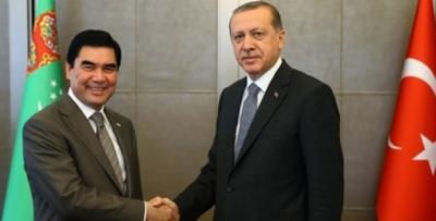Rus Doğal Gazına Karşı Türkmen Doğal Gazı