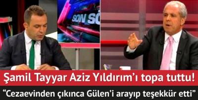 Şamil Tayyar'dan şok iddialar!