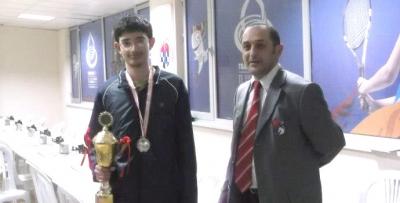 Satrançta Trabzon'un birincisi belli oldu
