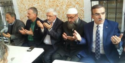 Şehit için düzenlenen Kur'an tilavetine 5000 kişi katıldı