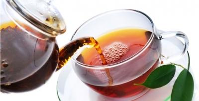 Şekersiz içilen çay üretildi