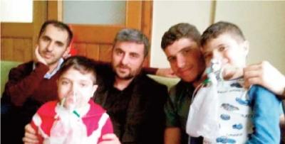 Suriyeliler dilenci değildir