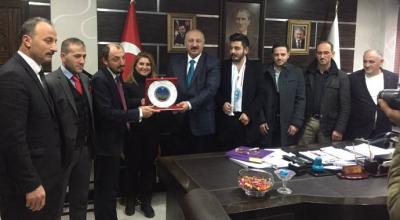 TDF Gençlik Kolları'nın Trabzon çıkarması