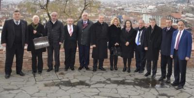 TDF Trabzon Günleri'ni Anadolu ve Avrupa'ya taşıyor