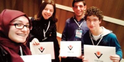Trabzon 9 birincilik aldı