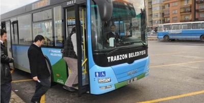 Trabzon - Beşikdüzü otobüs seferleri başlıyor