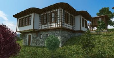 Trabzon evleri için proje hazırlandı