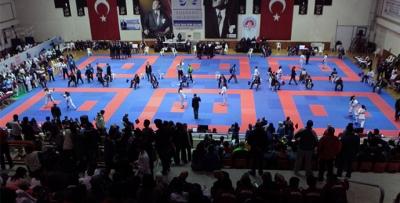 Trabzon Karate'de 3. oldu