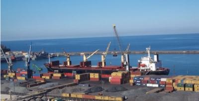 Trabzon limanı rekor kırdı