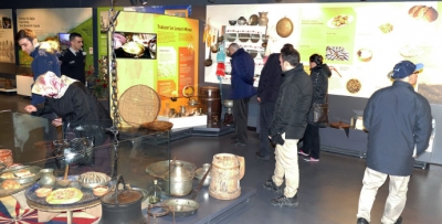 Trabzon Şehir Müzesini kaç kişi ziyaret etti?