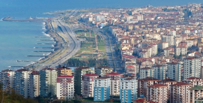 Trabzon yabancılara konut satışında 4. oldu