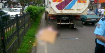 Trabzon'da korkunç kaza!