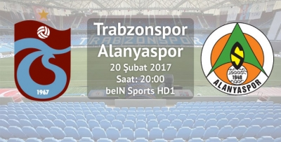 Trabzonspor-Alanyaspor / Muhtemel 11'ler