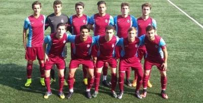 Trabzonspor altyapı sonuçları