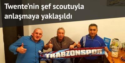 Trabzonspor aradığı scoutu buldu mu?