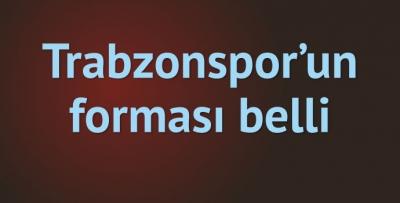 Trabzonspor bu formayla çıkacak