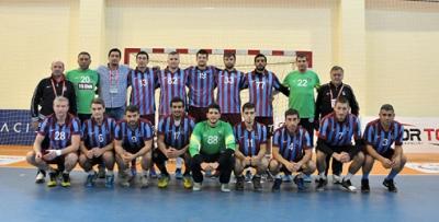 Trabzonspor Hentbol takımının çeyrek finaldeki rakibi belli oldu