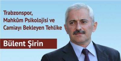 Trabzonspor, mahkûm psikolojisi ve camiayı bekleyen tehlike