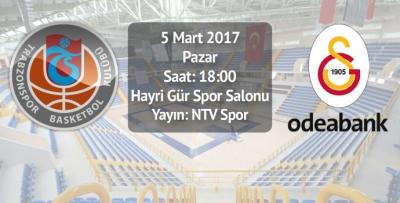 Trabzonspor Medicalpark - G.S. Odeabank