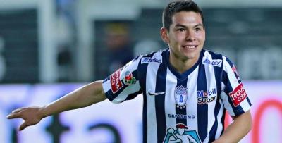 Trabzonspor'a Meksikalı golcü
